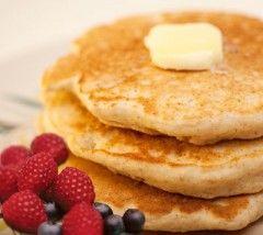 Raspberry Pancake Mix