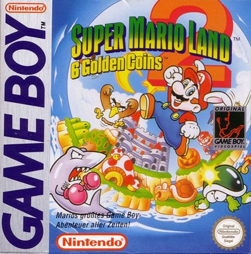 Play Super Mario Land 2: 6 Golden Coins Game on Game Boy Online in your Browser. ➤ Enter and Start Playing NOW!