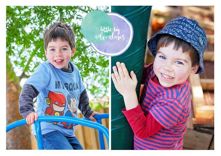 Daycare Fun!  - with Little Big Adventures Kinder Photography -