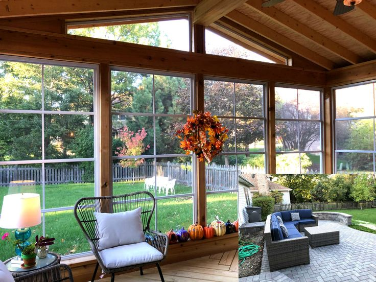 181 best screened porches in the windy city area images on