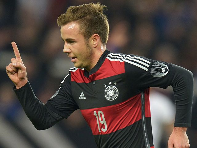 Team News: Mario Gotze leads Germany line against Ukraine in Euro 2016 Group C clash