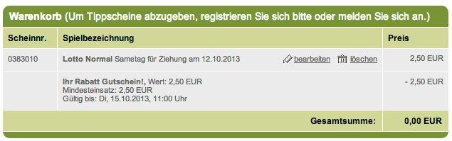 Komplett kostenlos Lotto spielen für Neu- und bedingt auch für Bestandskunden bei Tipp24 – 21 Mio. Jackpot - myDealZ.de