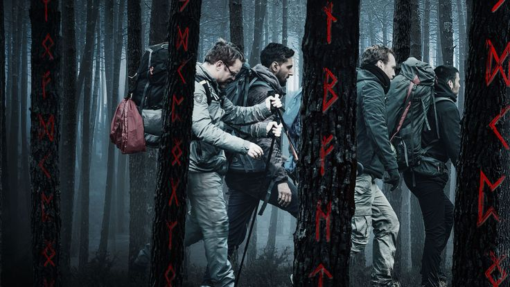 'The Ritual' is now up on Netflix