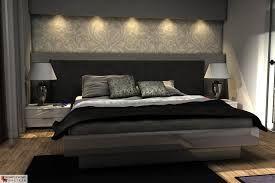 Znalezione obrazy dla zapytania romantyczna nowoczesna sypialnia