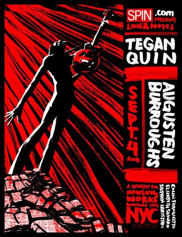 Augusten Burroughs Tour