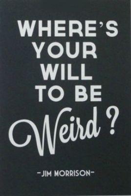well?