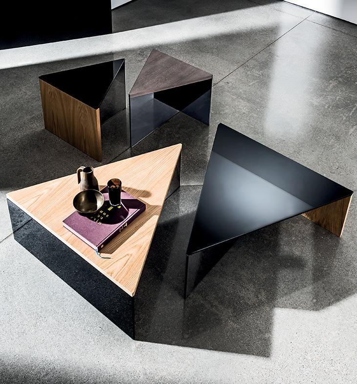 Tavolini in Cristallo, Tavolini in Vetro per il Salotto | SOVET