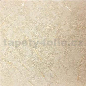 Tapety na zeď La Veneziana 3 omítkovina středně hnědá