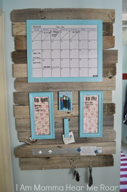 find this pin and more on organization boards - Kitchen Bulletin Board Ideas