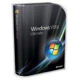 Microsoft Windows Vista Ultimate FULL VERSION [DVD] [OLD VERSION] (Software)By Microsoft Software