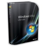 Microsoft Windows Vista Ultimate FULL VERSION [DVD] [OLD VERSION] (Software)By Microsoft Software