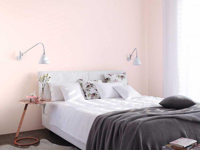 Schlafzimmer Beleuchtung Tipps Und Ideen Wandfarbe