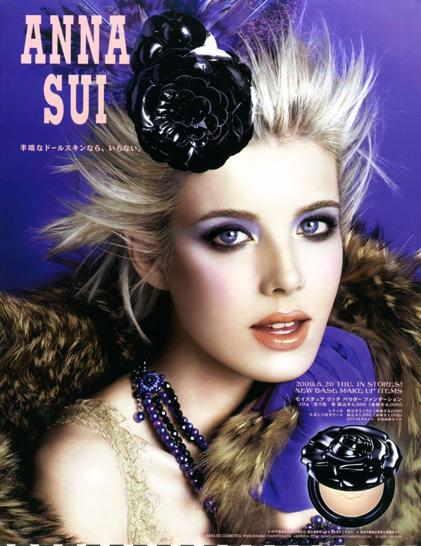 [Anna+Sui+Fall+2009+cosmetics+campaign+Women+Management+New+York+Blog+Agyness+Deyn]