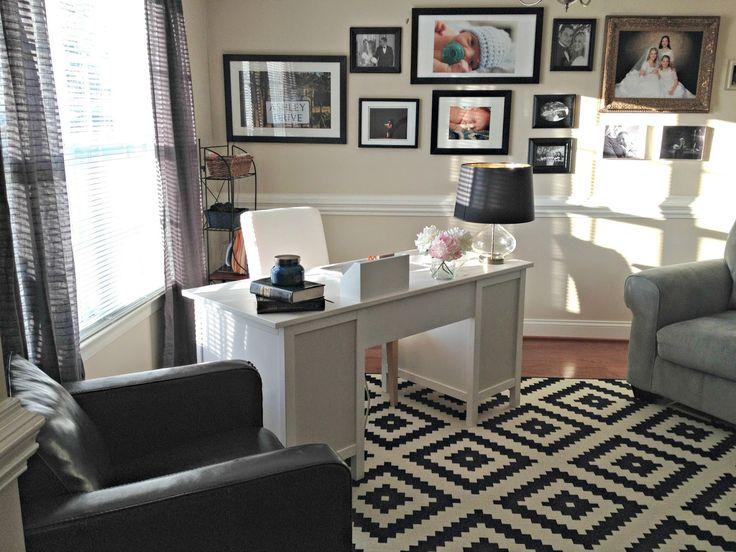 Best 20 dining room office ideas on pinterest office - Turning a living room into a dining room ...