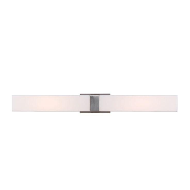 Photo Gallery On Website Vandeventer Bath Vanity Light by Sea Gull Lighting Overall H x