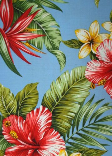 Hawaiian prints