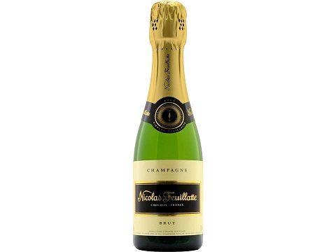 Nicolas Feuillatte Piccolo Champagne, 14 € (Norm. 18 €). Hinta voimassa S-etukortilla.  Bierhuis Rotterdam, 1. krs.