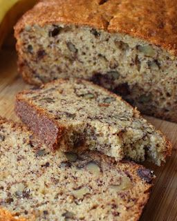 (WIN!!) Food Wishes Video Recipes: A Banana Bread That's Okay to Make Early - OMG this is so good! I'm freezing half of it simply because otherwise I'll eat it all. Within minutes.