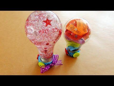 ▶ Como hacer un foquito de gel {ORIGINAL} // Detalle de Novios - YouTube