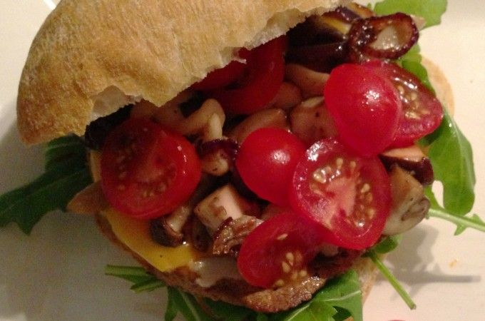 Italiaanse hamburger | Francesca Kookt!