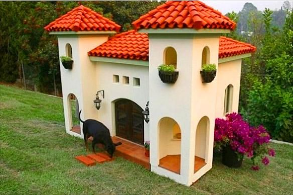 The World's 7 Most Expensive Dog Houses (SHOCKING)