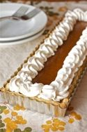 PPQ: Bourbon Pumpkin Tart with Streusel Topping