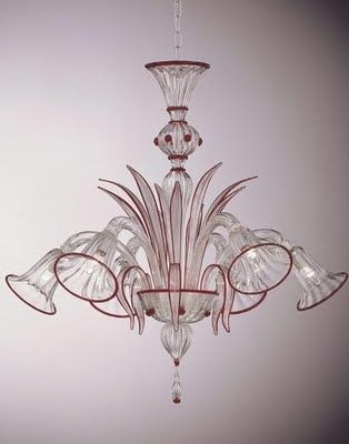 A compilation of venetian glass chandeliers - 43 Pics | Curious, Funny Photos / Pictures