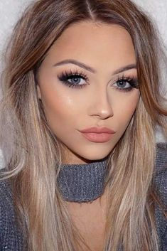 Even though the oval face is considered to be ideal, there are things to consider. It happens so that we know all you should and we are willing to share! #makeup #makeuplover #makeupjunkie #makeupideas