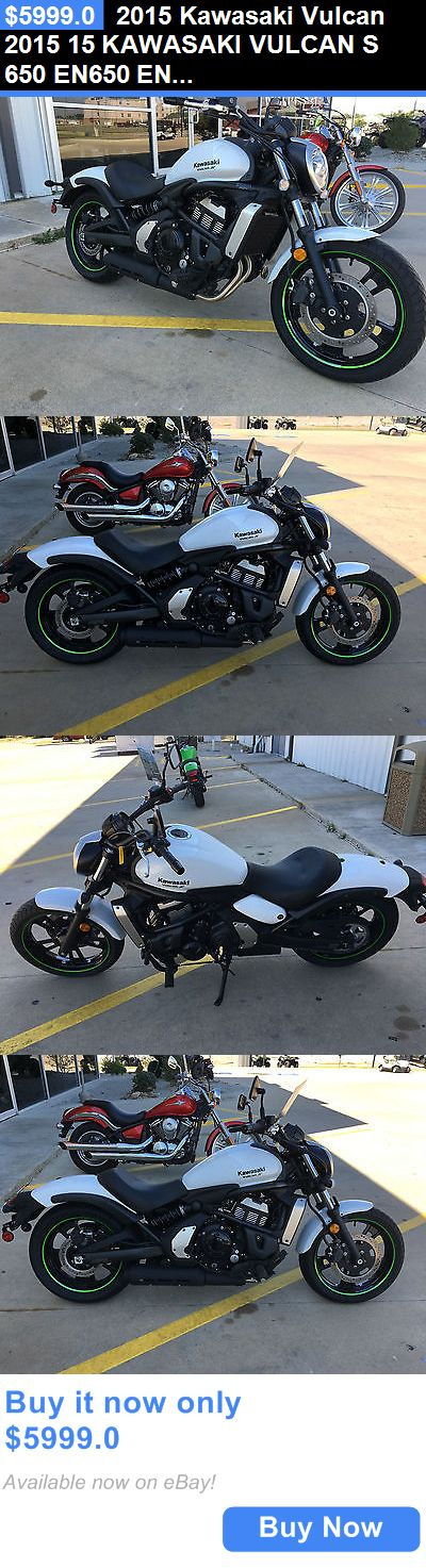 22 best the bike life images on pinterest motorbikes custom motorcycles and scooters 2015 kawasaki vulcan 2015 15 kawasaki vulcan s 650 en650 en only fandeluxe Choice Image