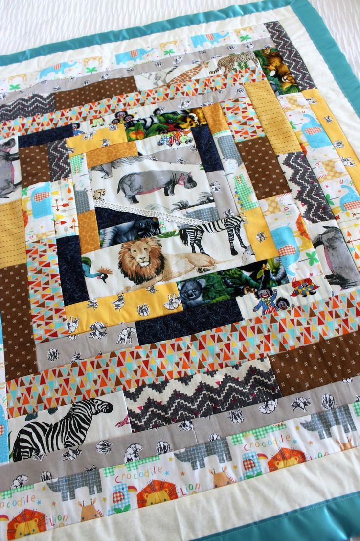 Tee Tee's Designs Cot Quilt / Playmat