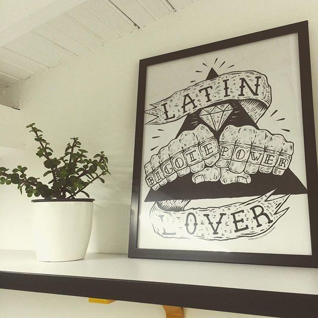 The Bigote Power / Nuevo Showroom Studio - Latin Lover Medellín #LatinLoverGroup #SoyLatinLover #T-shirts