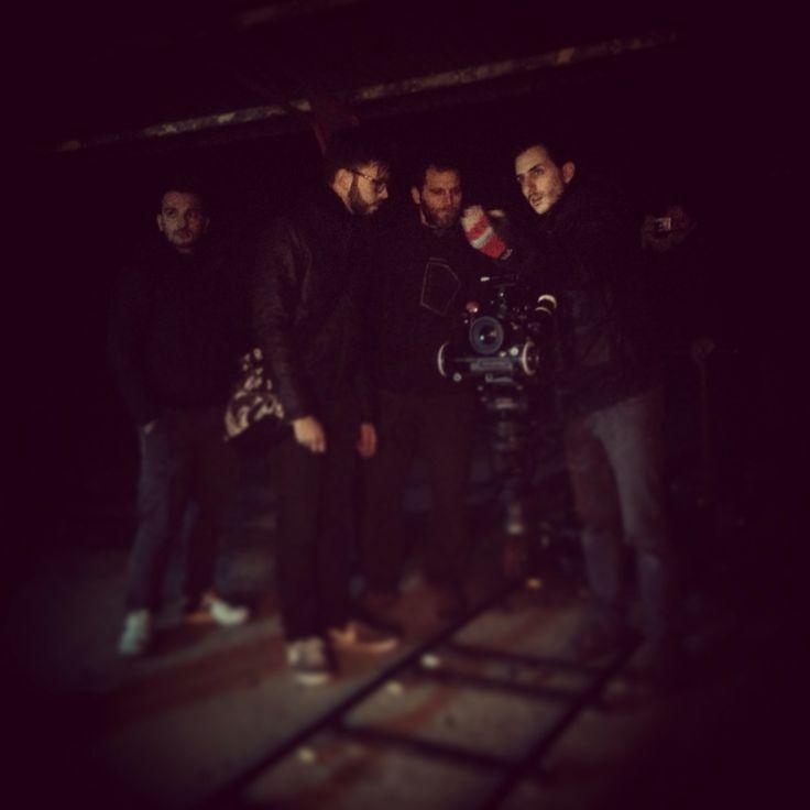 Foto Backstage di Encounter