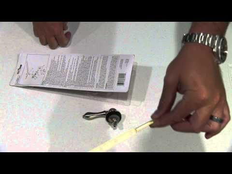 Danco 89449A Universal Toilet Tank Lever, BrushedNickel Unboxing.  This is a great way to make a toilet look nicer!  This toilet handle is easy to install and it's very well made.  I installed these on all of my toilets....even the non-broken ones!