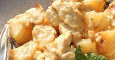 Jó szívvel ajánlom ezt az ananászos-mascarpone-s csirkemellet, akik szeretik a hús és a gyümölcs párosítást.  Ananászos-mascarpone-s csirke...