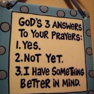 so true!: God Answers, The Lord, God Plans, Remember This, Books Jackets, God Is, Quote, The Plans, So True