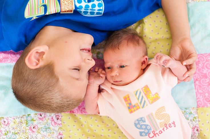 big brother, little sister sweetness | A.J. Dunlap Photography