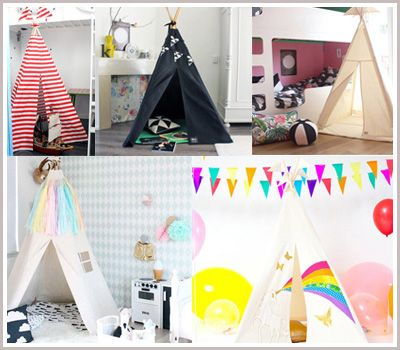 Brands specialized in textiles bedding cushions curtains rugs for baby and childrens rooms on the Kids Interiors trend and shopping guide  sc 1 st  Pinterest & 345 best kids teepee tents images on Pinterest | Baby room Kids ...