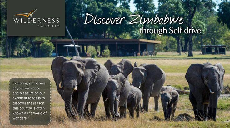 Self-drive Zimbabwe