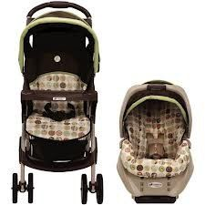 Baby Trend Encore Travel System Columbia