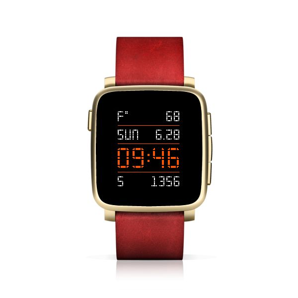 TTMM88 for Pebble Time, Pebble Time Steel and Pebble Time Round #Pebble #PebbleTime #watchface #ttmmaftertime