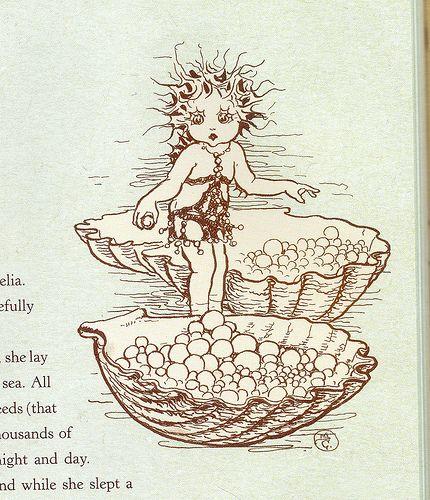 Little Obelia (detail) may gibbs