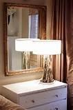 Driftwood table lamp - Lampe de bois de mer - eclectic - table lamps ...