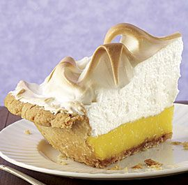 Lemon Meringue Pie: With its luxuriously smooth filling and billowy top, this classic dessert is a showstopper. Via FineCooking