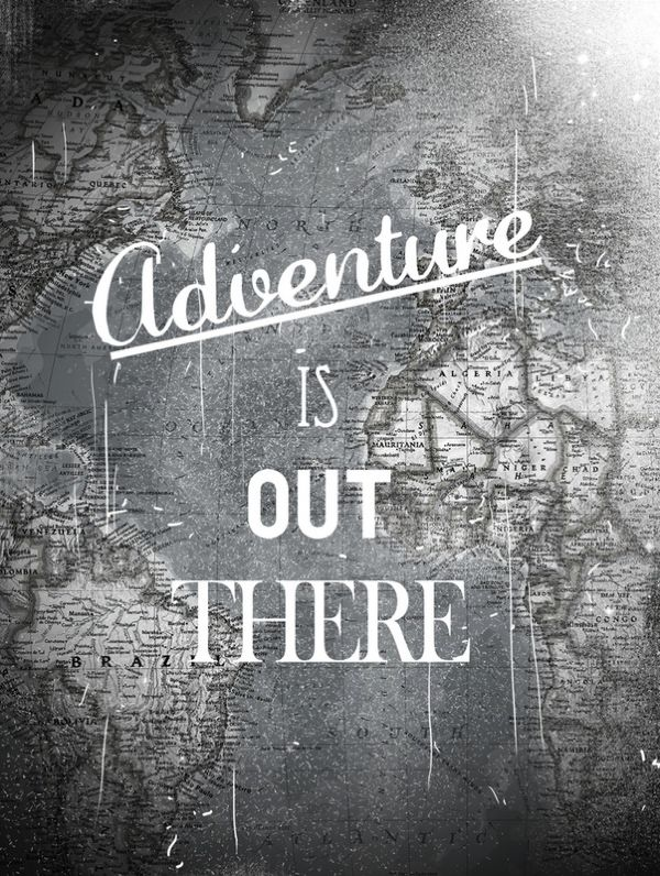 Adventure?  It's out there -