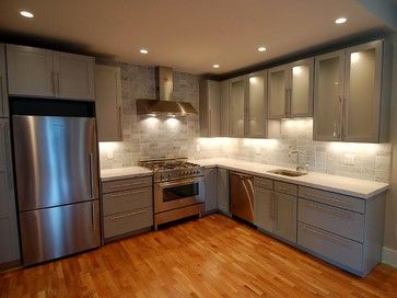 10 Best images about Lovely Kitchens on Pinterest | Wood laminate ...
