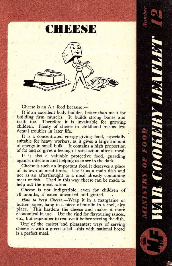 271 best world war 2 rationing recipes images on pinterest vintage wartime recipes cheese these recipes are taken from the ministry of food leaflets issued in the united kingdom during the second world war forumfinder Choice Image
