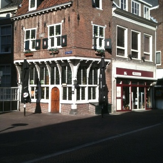"""""""In den grote Slok"""" cafe in Amersfoort"""