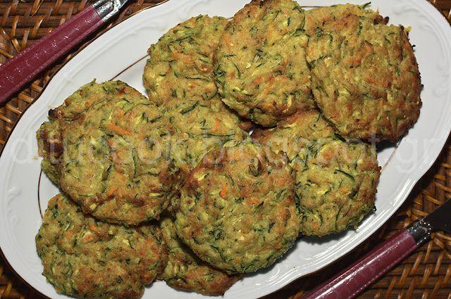 Γευστικές απολαύσεις από σπίτι: Κολοκυθοκεφτέδες φούρνου
