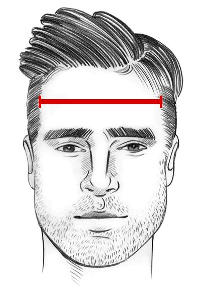 f31ee6bfec7 Step 2  Measure Your Forehead