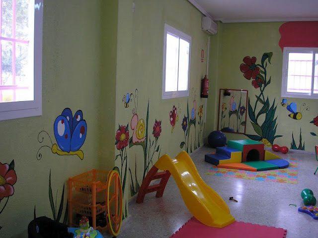Ambientacion de aula de preescolar - Imagui